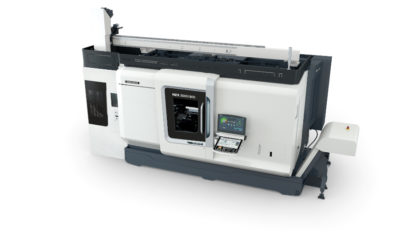 Nouvelle machine de production DMG Mori NZX 2000 chez INODEC