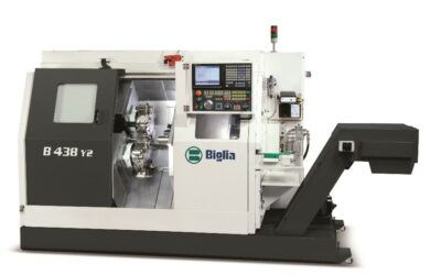 Achat de nouvelles machines BIGLIA 436 pour la société INODEC